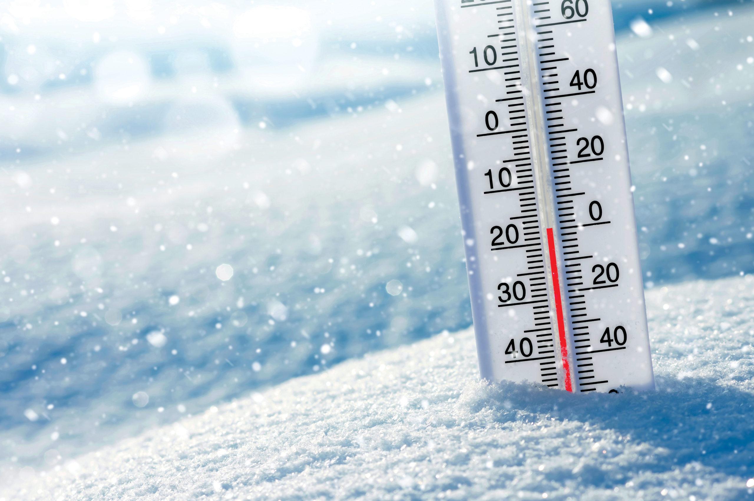 На Татарстан надвигается туман, сильный снег и метель