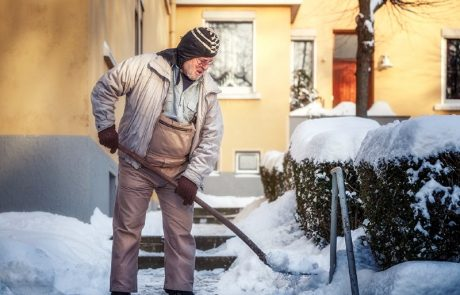 Cold Weather Safety Tips Senior Safety in Winter Months