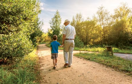 Making Physical Activity a Part of an Older Adult's Life