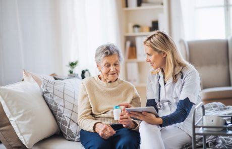 Hospice Care Comes to You—VITAS cares for patients at home, wherever they call home
