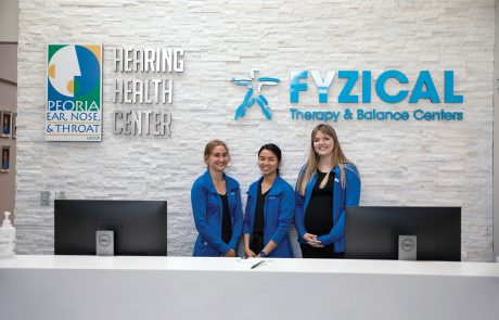 FYZICAL Therapy & Balance Centers – Move without Fear