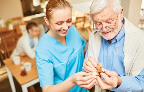 Finding the Right Dementia Care Home for Your Parent
