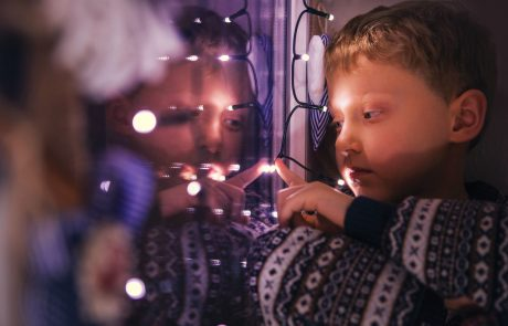 Children Grieve Differently During the Holidays