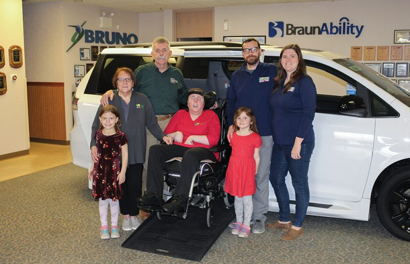 Personal Mobility—Moving Hearts, Lifting Lives