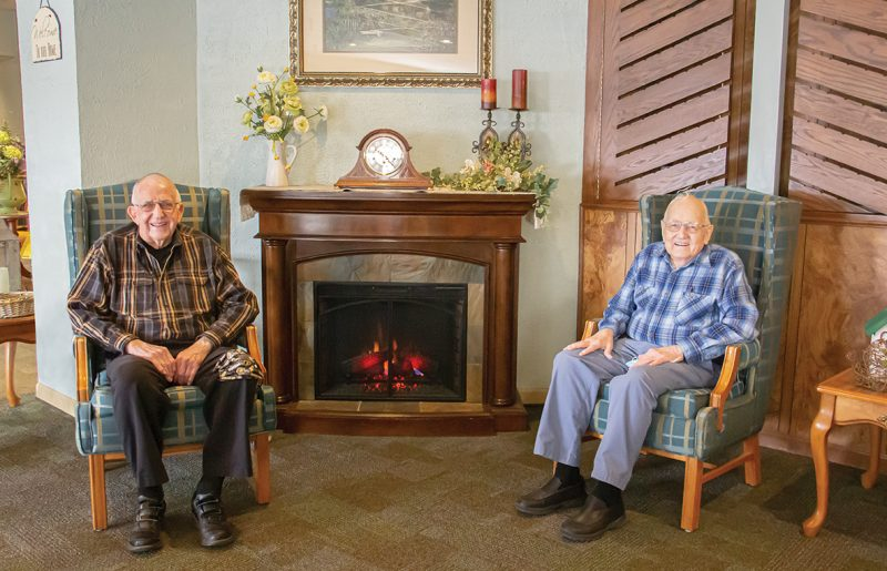 Brandon Wood Retirement Center — Like an Oak