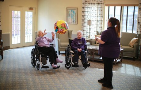 Liberty Village of Pekin: Custom Care for Custom Needs